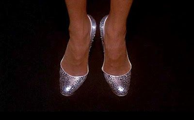 Full movie shoes silver Silver Watch: